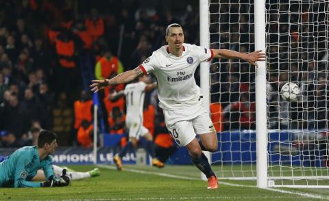 Slik spilles kvartfinalene i UEFA Champions League