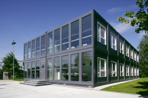 Algeco Modulgebäude