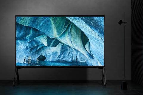 Sony étoffe sa gamme MASTER Series  avec des téléviseurs grand écran 8K HDR Full LED et de nouvelles TV OLED 4K HDR