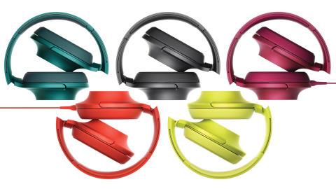 De nieuwe Hi-Res Personal Audio: Sony geeft muziek de nodige stijl met 'h.ear'-hoofdtelefoon