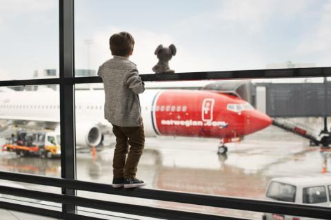 Eneste uden for Norge: Norwegian fortsætter flyvninger fra København til Aalborg og Oslo