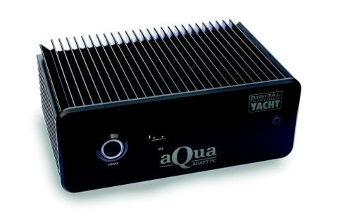 Le PC Aqua Adapt de Digital Yacht apporte a Windows 8  Le réseau NMEA à bord