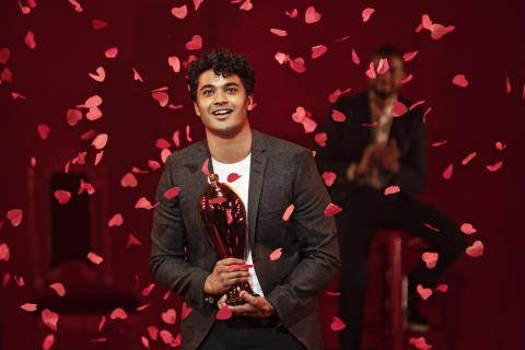Talentprismodtager: musicalperformer Diluckshan Jeyaratnam