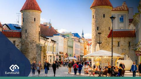 Estonians report higher levels of optimism, increased satisfaction with public services