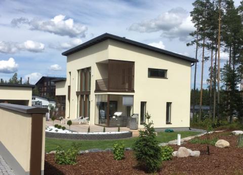 Suomalainen rakastaa kauneutta ja käytännöllisyyttä kodin sisustuksessa