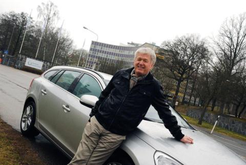 Innovatör tar avsked efter 46 varv runt jorden