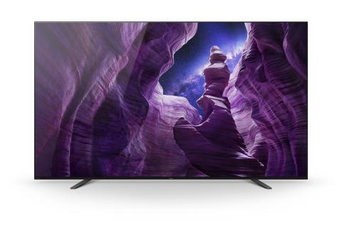 Новият A8 4K HDR OLED телевизор на Sony вече е в продажба