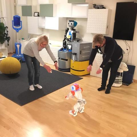 Sverges Radio P4 Örebro besöker forsknings- och innovationslägenheten på Ängen!