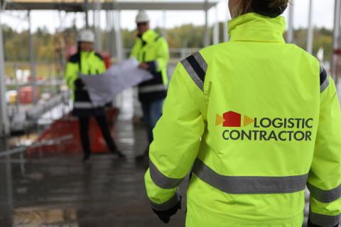 Ny ledning på Logistic Contractor