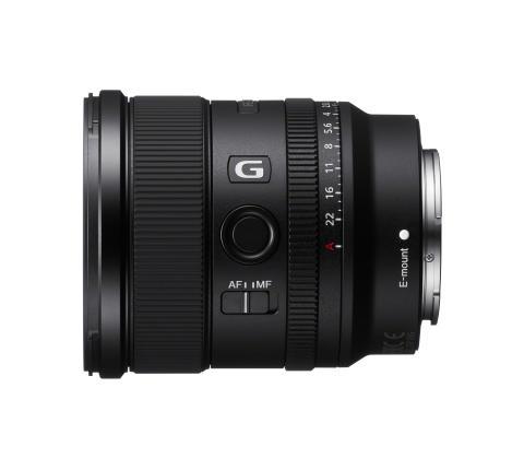 Společnost Sony posiluje řadu svých fullframových objektivů a představuje extrémně širokoúhlý objektiv FE 20mm F1.8 G s pevnou ohniskovou vzdáleností