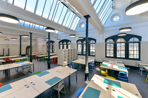 Northumbria University's new Architecture Studios