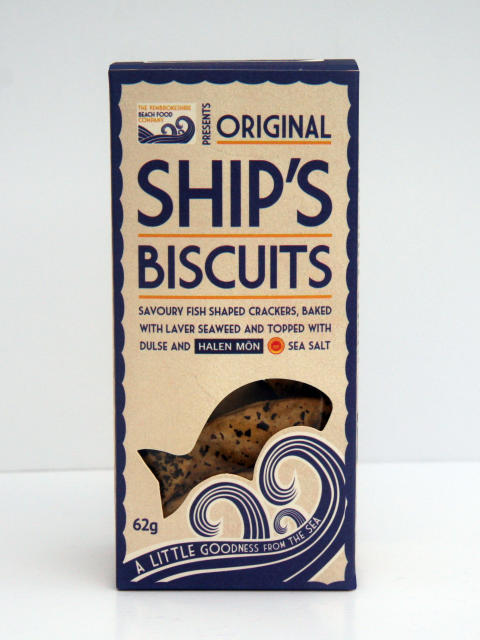 Ship's biscuits