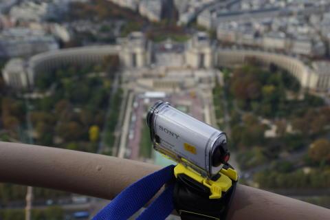 Paris - action cam