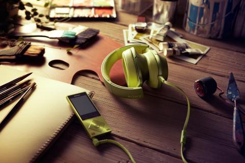 Sony proponuje połączenie dźwięku o wysokiej rozdzielczości z indywidualnym stylem