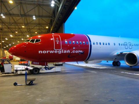 Norwegian empieza a operar vuelos en conexión a través de los aeropuertos de Madrid, Barcelona y Málaga