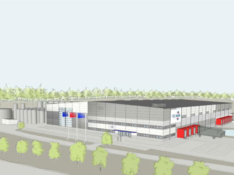 FUCHSin uusi voiteluainetehdas – suuri satsaus Pohjoismaiden markkinoille