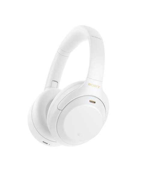 """Sony wprowadza słuchawki WH-1000XM4 w limitowanej wersji """"Silent White"""""""