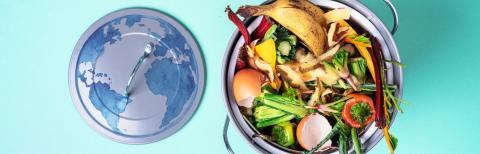 Nomad Foods förbinder sig att halvera matsvinnet
