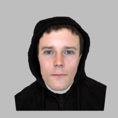 E-fit released after burglary in Shalford