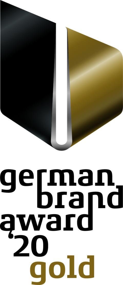 Logo_German Brand Award Gold