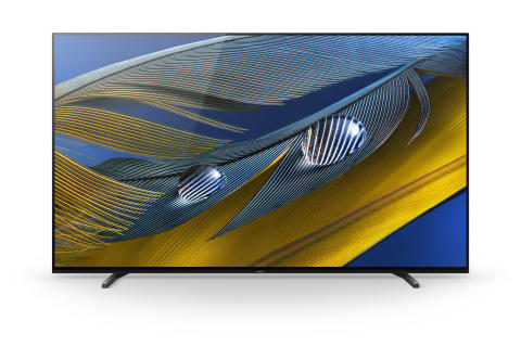 Sony lanza en Europa su TV OLED BRAVIA XR A80J  con inteligencia cognitiva