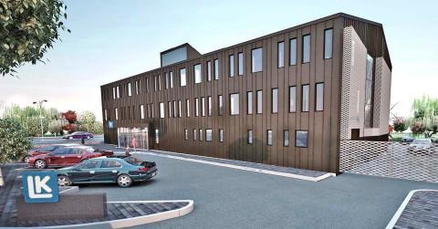 LK flyttar till större lokaler i Malmö