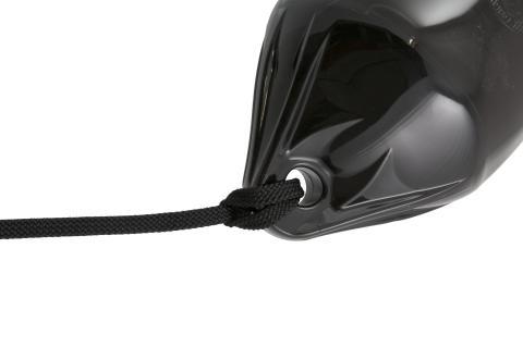 PolyRopes Fenderlina DL svart med fender