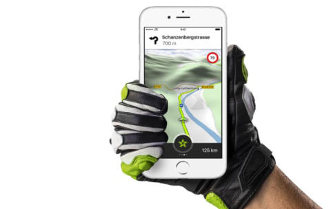 NAVIGON Cruiser: la navigation moto de Garmin pour le Smartphone