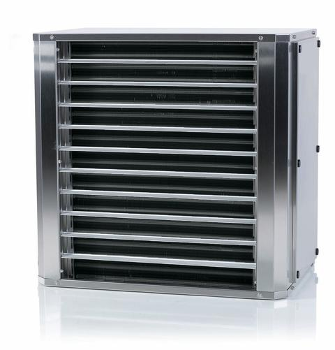 WDH-2-4-C Värmepumpskonvektor