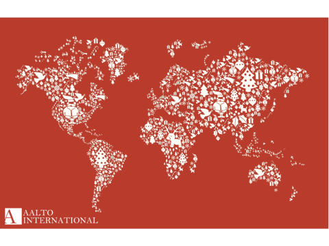 Aalto International wishing you a Merry Christmas and a Happy New Year!