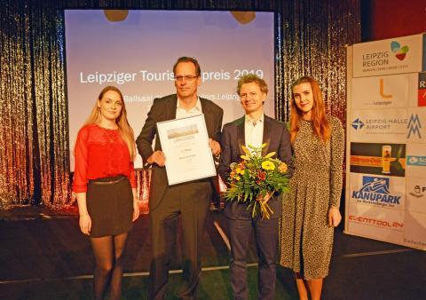 In der Kategorie Persönlichkeiten wurde mit dem zweiten Platz Mario Schröder, Ballettdirektor und Chefchoreograf des Leipziger Balletts, geehrt.