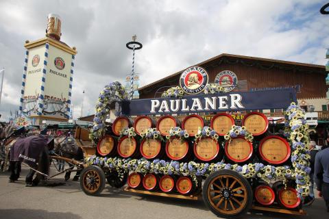 181. Münchner Oktoberfest