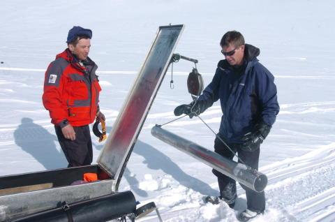 Snømåling E-CO Energi