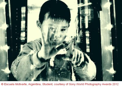 Copyright Escuela Motivarte, Argentina, Student, courtesy of SWPA 2012