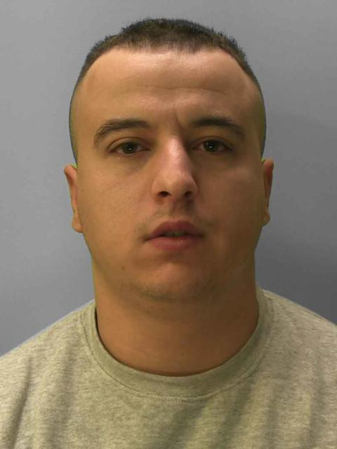 Hastings drug dealer Federico del Gaudio