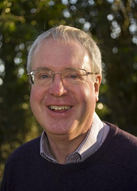 Retired history professor, James Hunter, to give a talk at Elgin Library
