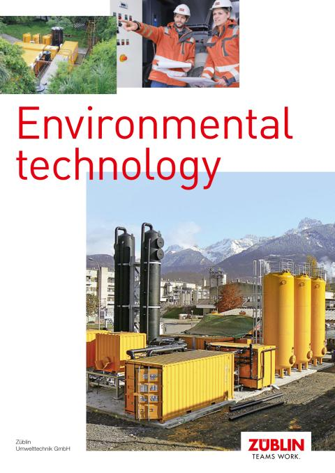 ZÜBLIN Umwelttechnik: Environmental Technology
