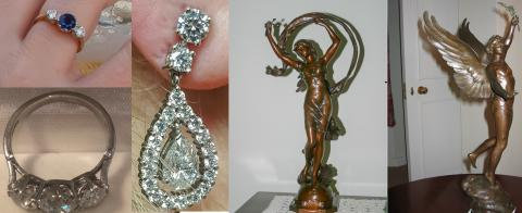 Do you recognise these items? Appeal following Woking burglary