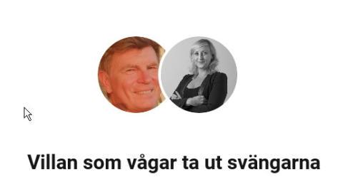 Seminarie på Nordic Architecture - Arkitekt Arne Algeröd PE/Linda Larsson-Levin Cembrit