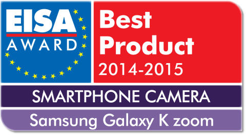 Samsung vinner flere EISA-utmerkelser