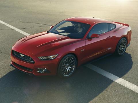 Ford Mustang se stal nejprodávanějším sportovním vozem světa