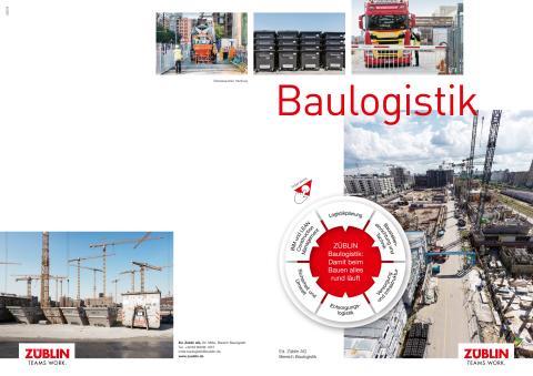 Ed. Züblin AG - Bereich Baulogistik