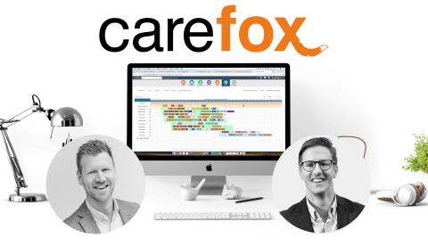 Kaustik förvärvar Carefox