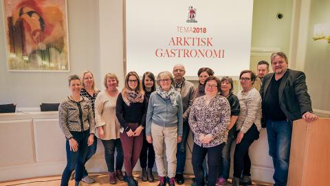 Arktisk Gastronomi – Tema för Jokkmokks marknad 2018
