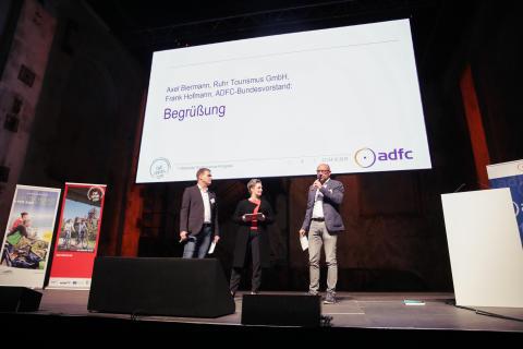 Ruhrgebiet ist Gastgeber des 1. Nationalen Radtourismus-Kongresses