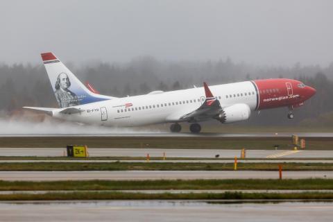 Norwegians resultat för 2017 är påverkat av global expansion, förnyelse av flottan och extraordinära kostnader