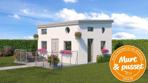 DIY Fritidshus 30 kvm 1