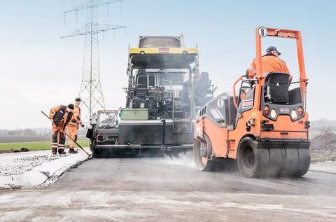 STRABAG SE: record order backlog, slight recovery of output volume in 2021