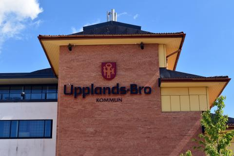 Kommunhuset Upplands-Bro kommun