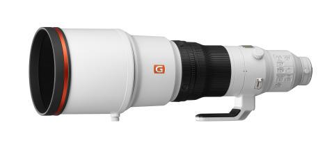 Супер телефото объектив с фиксированным фокусным расстоянием 600 мм F4 линейки G Master™ уже в России